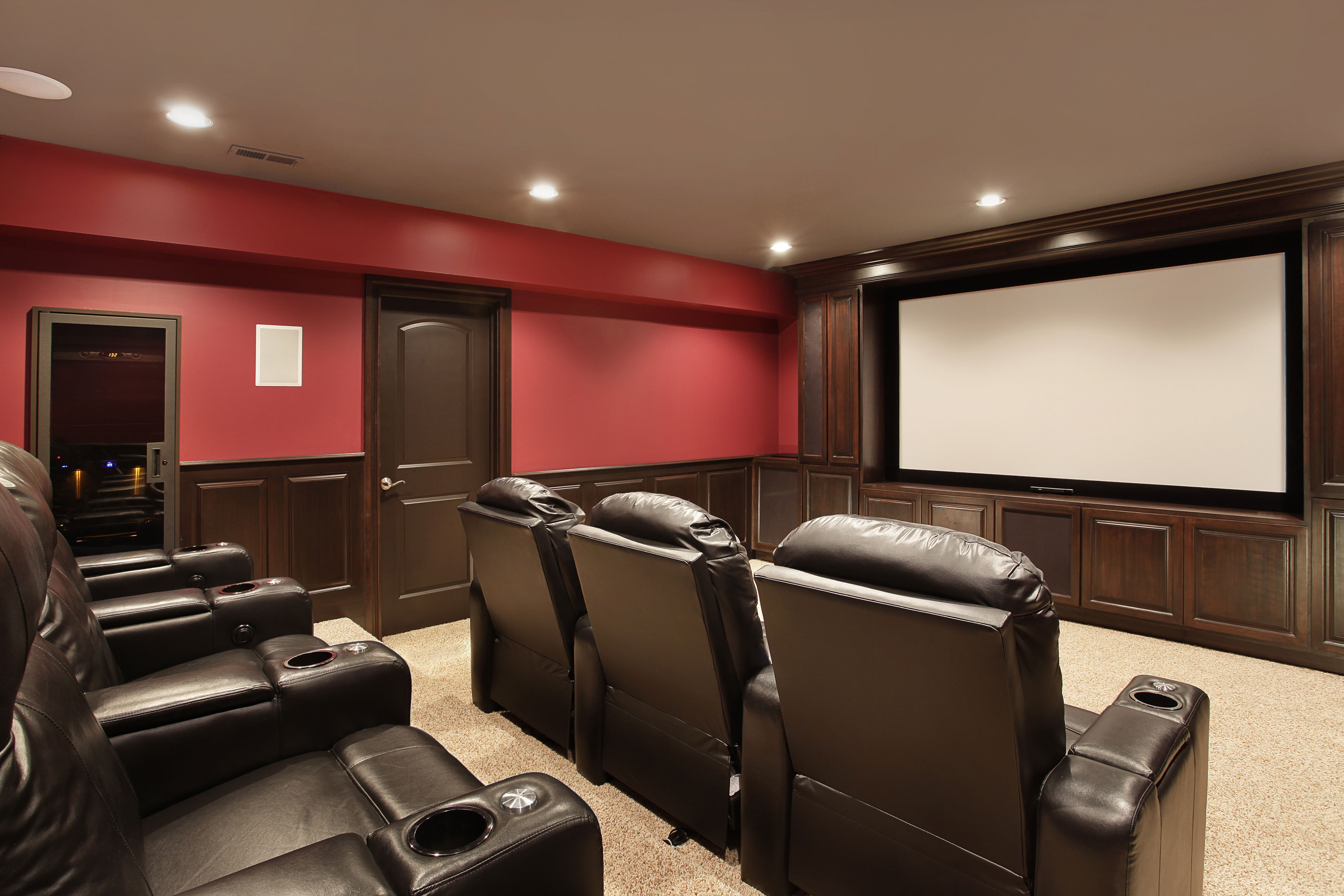 Services Maximum Security And Media How To Install Home Theater System We All Your Components Wiring In A Professional Manner For Clean Finish Quality Performance